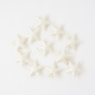 NUMERO 74 MINI STAR GARLAND スターガーランド(S040 CREAM)